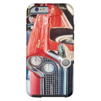 Convertible continental 1959 de Lincoln Funda Para iPhone 6 Tough