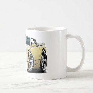 Convertible del moreno de Nissan 300ZX Taza De Café