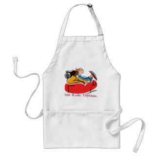 Convertible Lovers Adult Apron