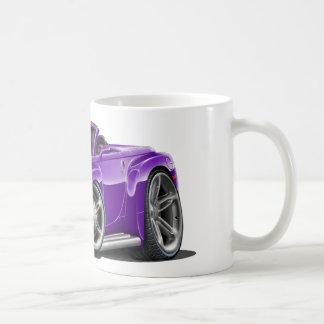 Convertible púrpura de SSR Taza De Café