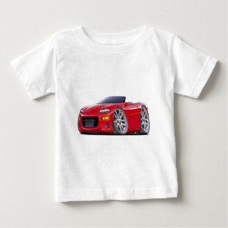 Convertible rojo 1998-2003 de Camaro Poleras