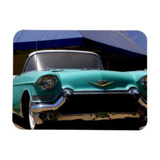 Convertible verde de Cadillac de Elvis Presley ade Iman Flexible