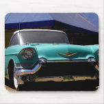 Convertible verde de Cadillac de Elvis Presley ade Tapetes De Ratón