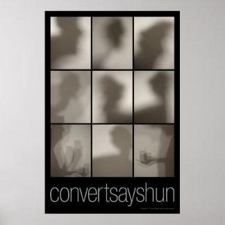convertsayshun poster