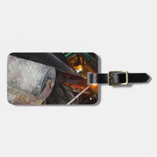 Conveyor and mining gifts 12 bag tag