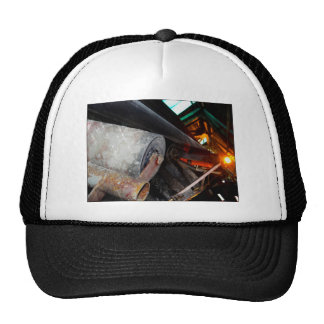 Conveyor and mining gifts 12 trucker hat