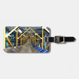 Conveyor and mining gifts 3 bag tag