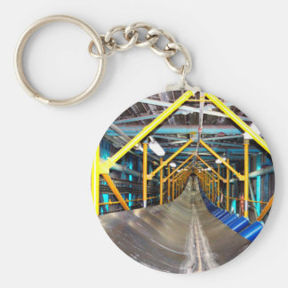 Conveyor and mining gifts 3 keychain
