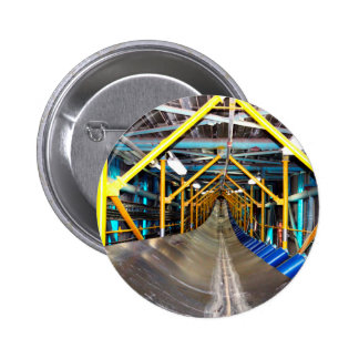 Conveyor and mining gifts 3 pinback button