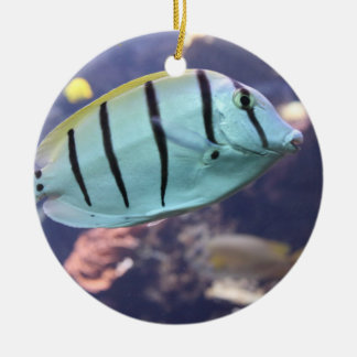 convict tang ceramic ornament