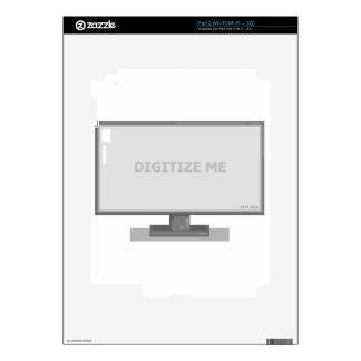 conviértame a digital skin para el iPad 2