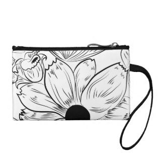 Convivial Sparkling Up Fitting Coin Purse