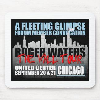 Convocación de AFG Chicago - Mousepad Alfombrillas De Raton