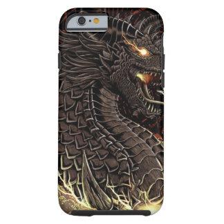 Convocar al dragón funda de iPhone 6 tough