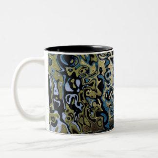 Convolutions design mugs