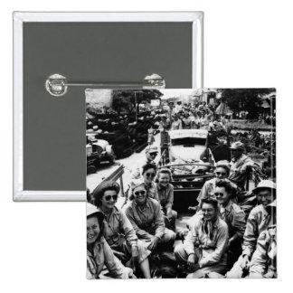 Convoy de las enfermeras WWII Pin