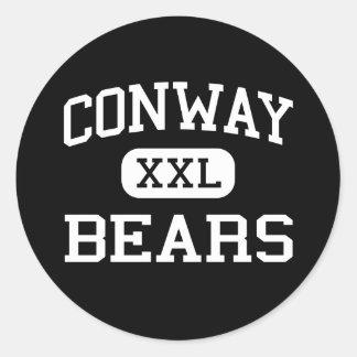 Conway - Bears - High School - Conway Missouri Sticker