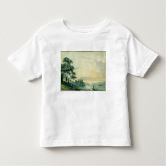 Conway Castle, 1789 (w/c on paper) Toddler T-shirt