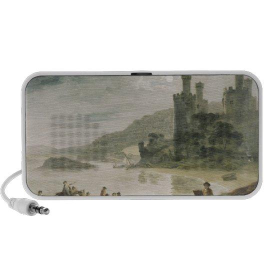Conway Castle, 1794 Portable Speaker