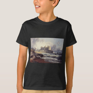 Conway Castle by William Turner T-Shirt