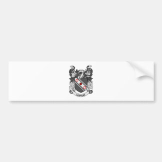 CONWAY Coat of Arms Car Bumper Sticker