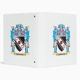 Conway Coat of Arms - Family Crest Binder