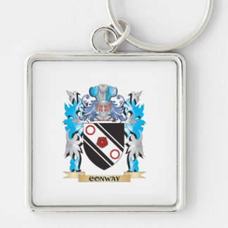 Conway Coat of Arms - Family Crest Key Chain