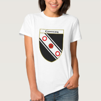 Conway Coat of Arms/Family Crest T Shirt