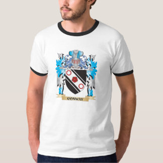 Conway Coat of Arms - Family Crest T-Shirt