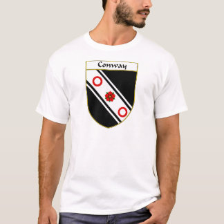 Conway Coat of Arms/Family Crest T-Shirt