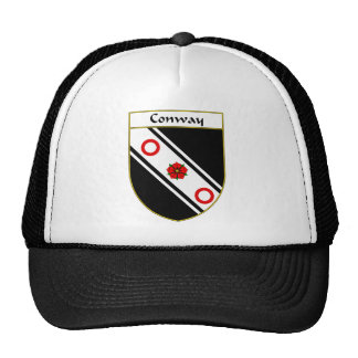 Conway Coat of Arms/Family Crest Trucker Hat
