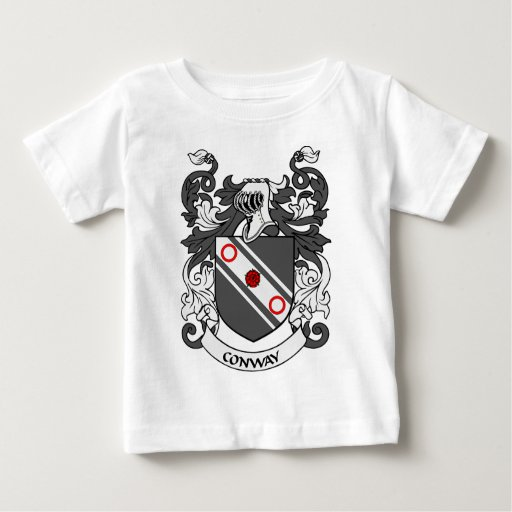 CONWAY Coat of Arms Infant T-shirt