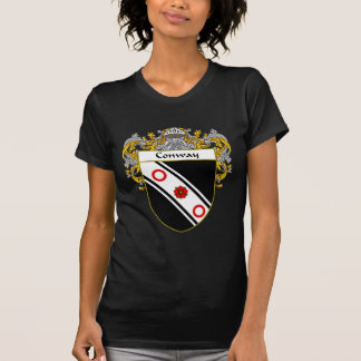Conway Coat of Arms (Mantled) T-Shirt