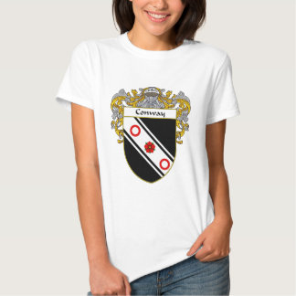 Conway Coat of Arms (Mantled) Tee Shirt