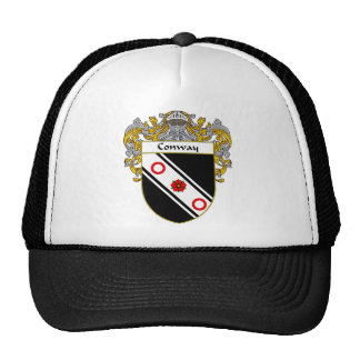 Conway Coat of Arms (Mantled) Trucker Hat