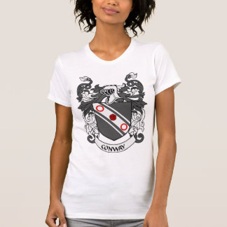 CONWAY Coat of Arms Tee Shirts