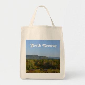 Conway del norte bolsas lienzo