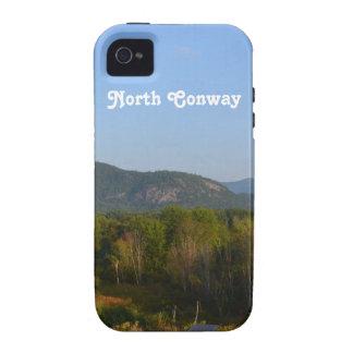 Conway del norte iPhone 4/4S carcasa