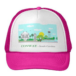 Conway encantador, SC Gorro De Camionero