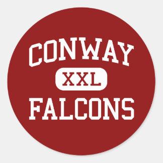 Conway - Falcons - Middle School - Orlando Florida Sticker