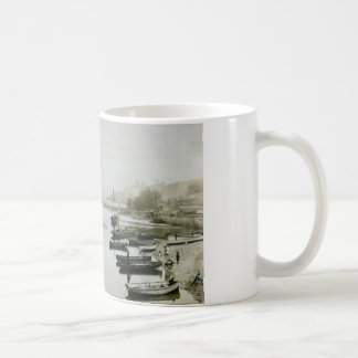 Conway Harbour bridge and Castle Classic White Coffee Mug