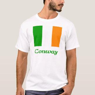 Conway Irish Flag T-Shirt