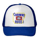 Conway Rocks ! (blue) Mesh Hats