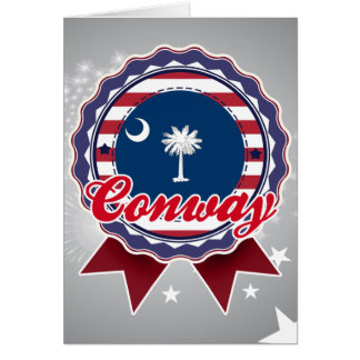 Conway, SC Greeting Card