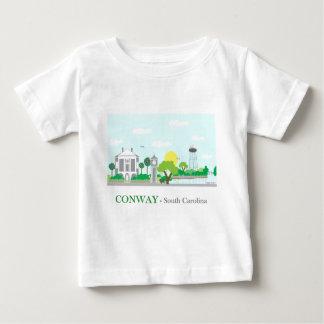 Conway, SC - Cute Baby T-Shirt