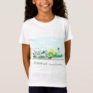 Conway, SC - Cute T-Shirt