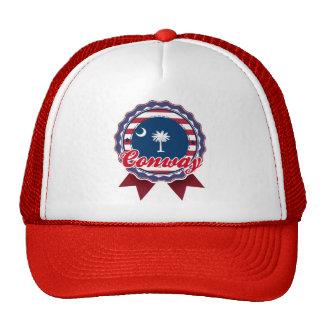 Conway, SC Trucker Hat