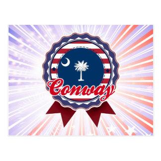 Conway, SC Postcard