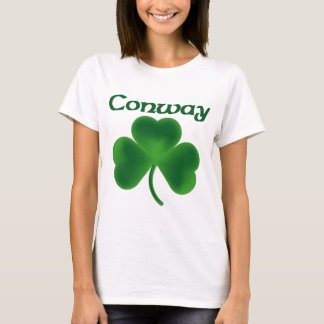 Conway Shamrock T-Shirt