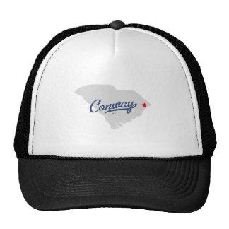 Conway South Carolina SC Shirt Trucker Hat